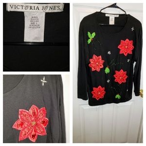 Ugly Christmas sweater sz l
